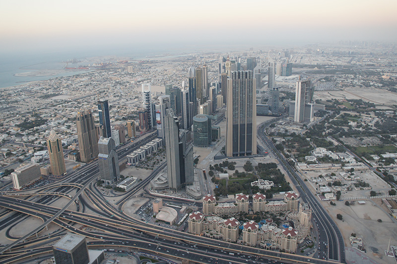 Tickets voor At The Top in de Burj Khalifa