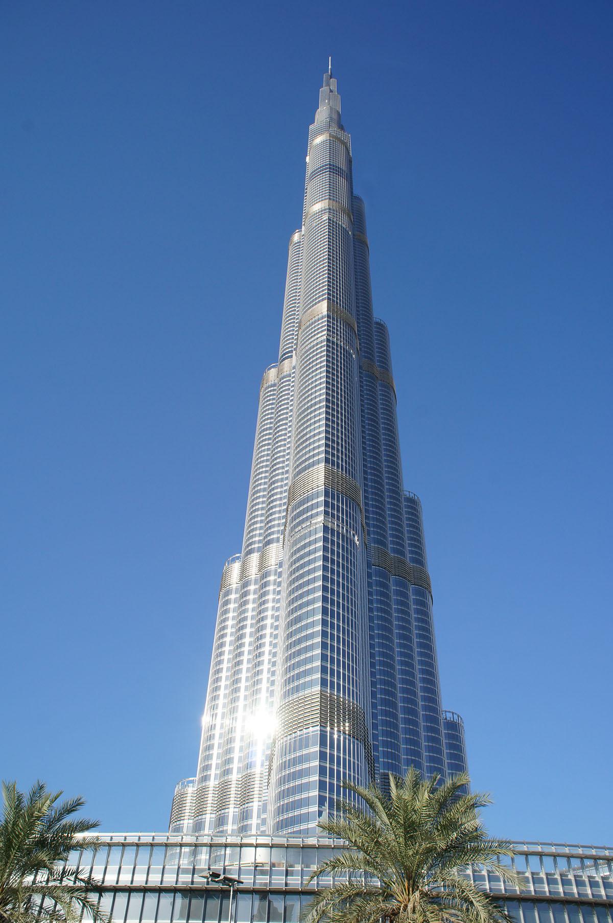 Top Image Of Burj Khalifa Dubai | Decor & Design Ideas in HD